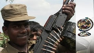 Tamil Tiger Guerrillas Divide Sri Lanka (2002)