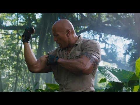 [Best of]#24 Jumanji : Bienvenue dans la jungle - scènes cultes streaming vf