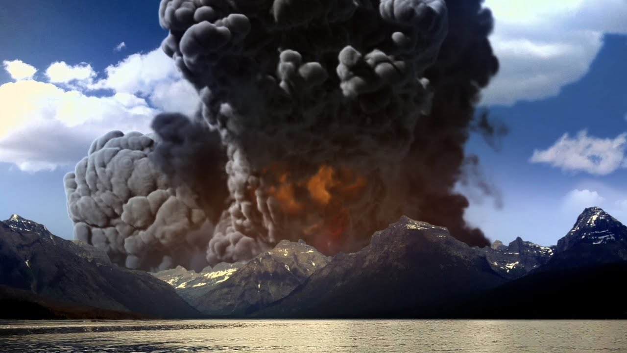 Yellowstone Super Eruptions