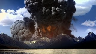 Yellowstone Super-Eruptions | Curiosity: Volcano Time Bomb