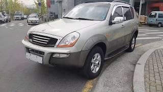 [Autowini.com] 2002 Ssangyong Rexton 4WD SUNROOF
