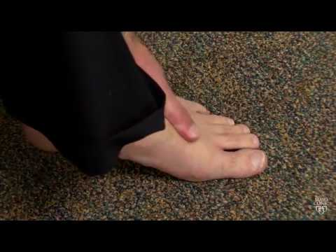 Mayo Clinic Minute: 5 steps to diabetic foot care