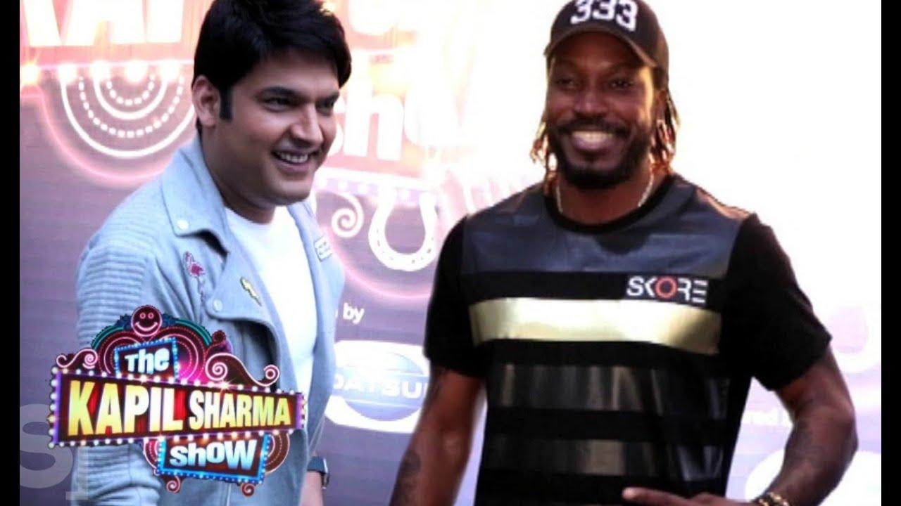 The Kapil Sharma Show Chris Gayle, Mika Singh And Kanika ...