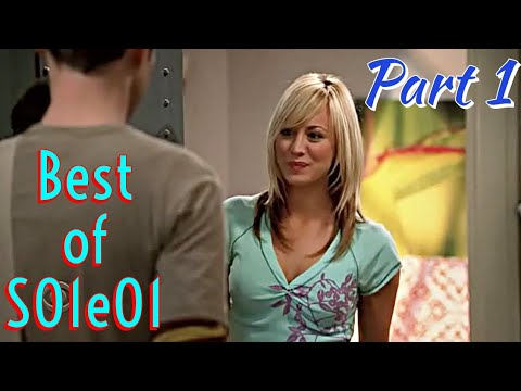 The Big Bang Theory S01E01 Best And Funniest Moments | Part 1