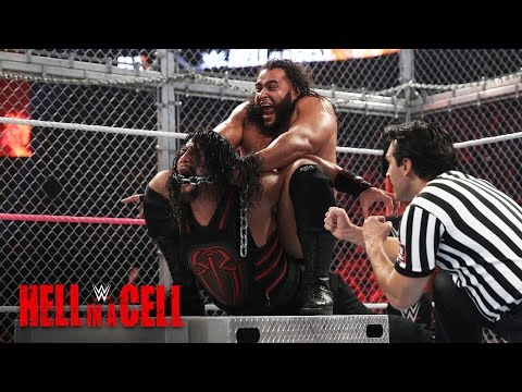 Roman Reigns takes charge vs. Rusev: WWE Hell in a Cell 2016
