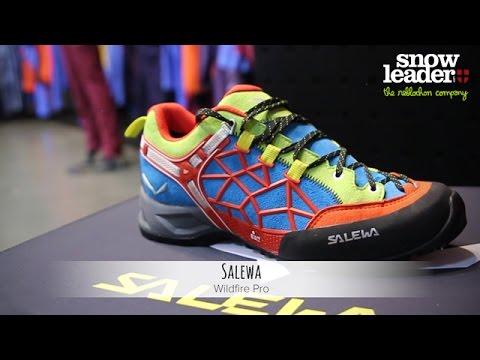 salewa wildfire pro chaussure de marche par snowleader
