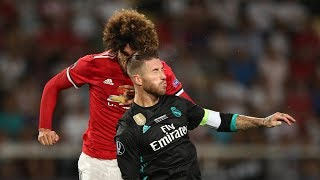 Real Madrid 2-1 Manchester United! Casemiro, Isco, Lukaku Goals LIVE SUPER CUP REVIEW thumbnail