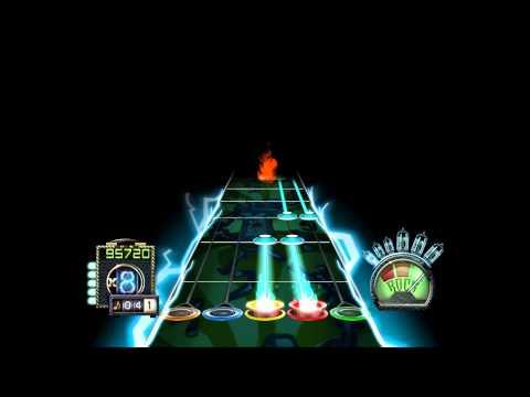 Guitar Hero 3 - Jurassic Park Custom Song