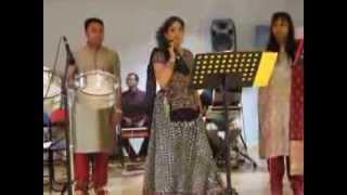 Download Hindi Video Songs - Chapti Bhari Chokha - Nagrecha Hall, Navratri 2013 - Rajvi Rajani (The Rajani Sisters)