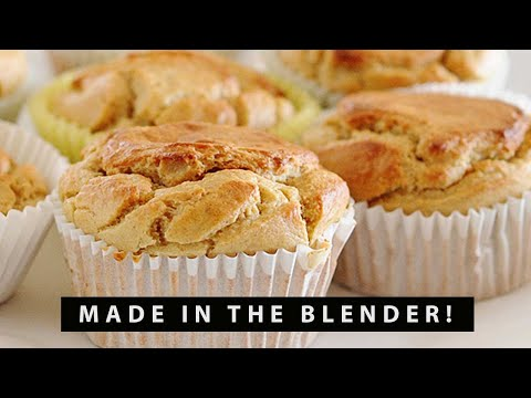 Healthy Banana Oat Muffins