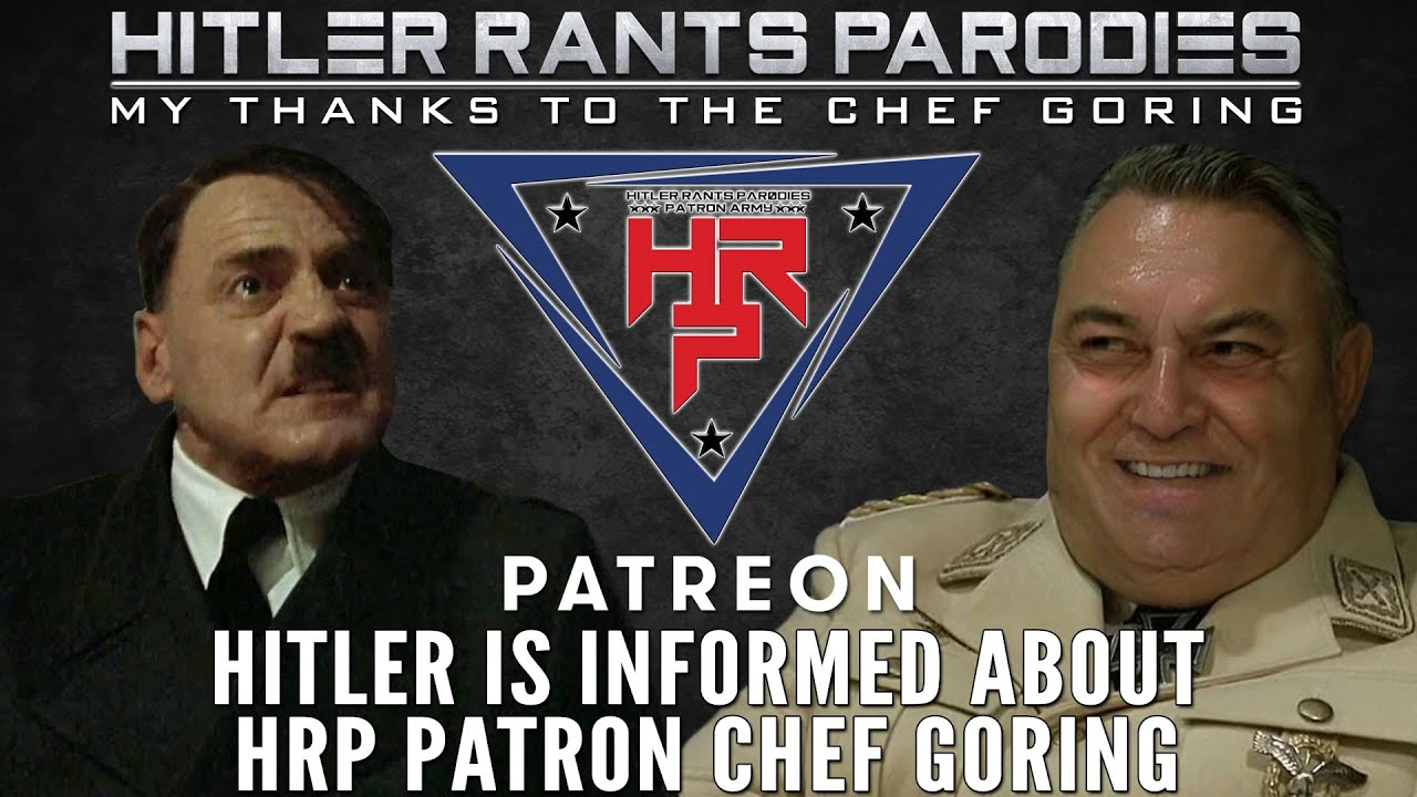 Hitler is informed about HRP Patron: Chef Göring