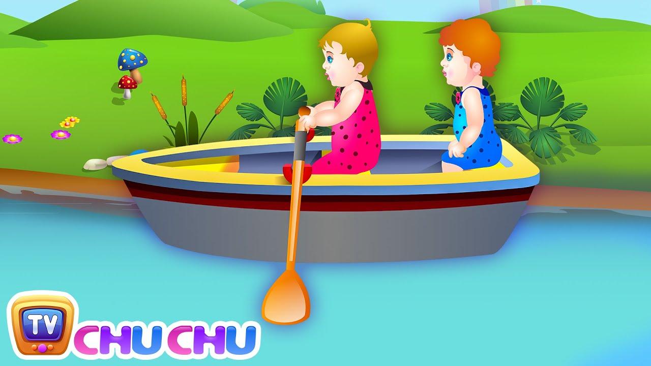 Row Row Row Your Boat ChuChu Tv Rhymes