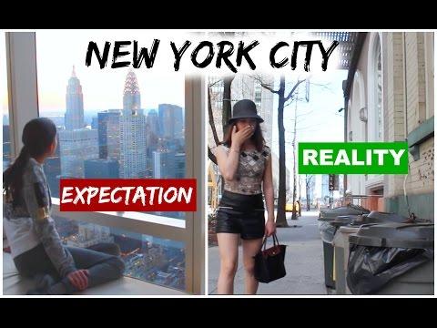 NYC Life: Expectation VS Reality