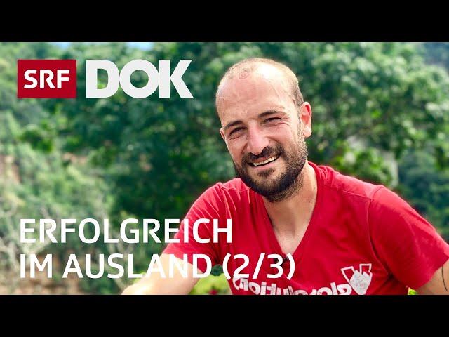 Wenn Leidenschaft auf harte Arbeit trifft | Schweizer Erfolgsgeschichten (2/3) | Doku | SRF DOK