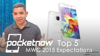 Top 5 Expectations for MWC 2015
