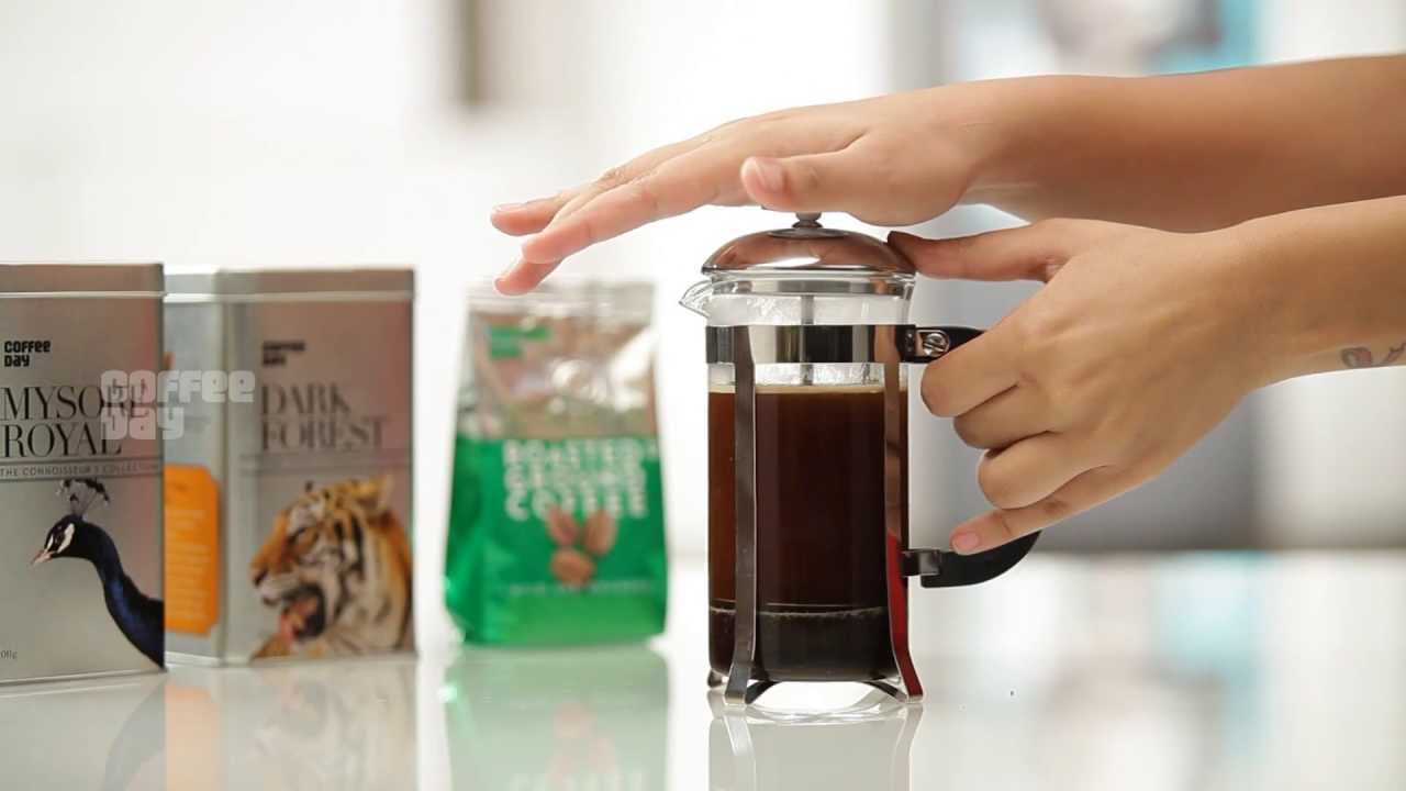 Make Coffee With The French Press Or Plunger Easy Way