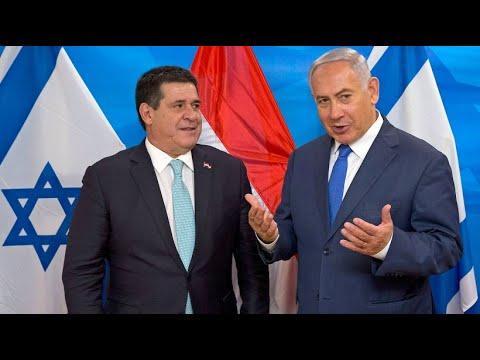 Paraguays Botschaft nun auch in Jerusalem