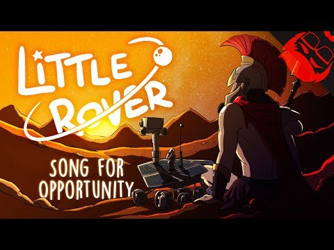 LITTLE ROVER   Song for Opportunity