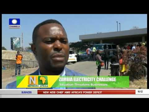 Network Africa 030915 Power Outtage Threatens Zambia'z Economy