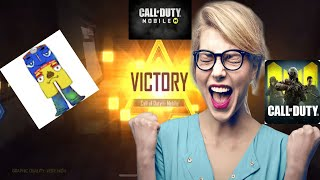 Noobs play Call of Duty Mobile from start live