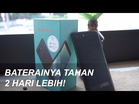 ASUS ZENFONE 4 MAX PRO Review by Ridwan Hanif