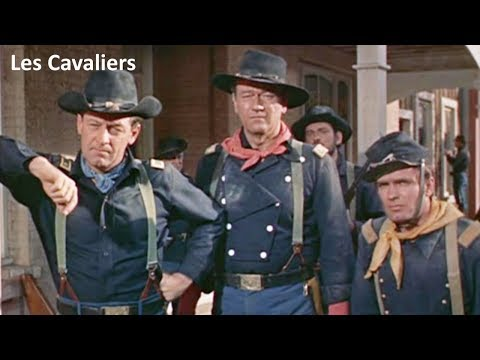 Les cavaliers 1959 The Horse Soldiers  Film réalisé par John Ford
