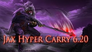 Your Guide | 6.20 Infernal Jax Jungle | Hyper Carry out of Low Elo