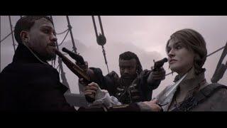 ПИРАТЫskull And Bones.Король и шут - Песня про пиратов. КЛИП