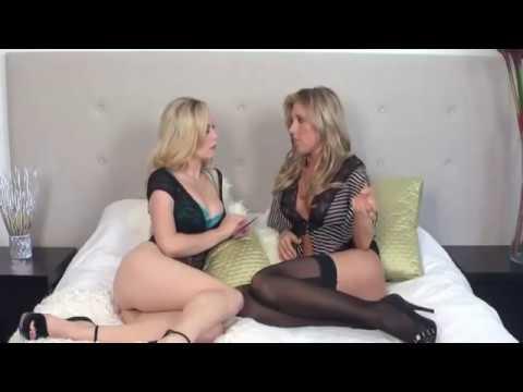 Interview   Heather Vandeven & Samantha Saint 480p