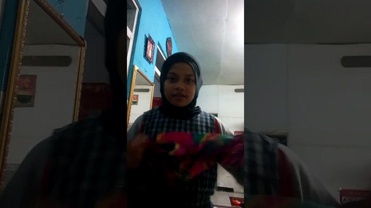 Tutorial Hijab Simple Ala Rahmah YouTube