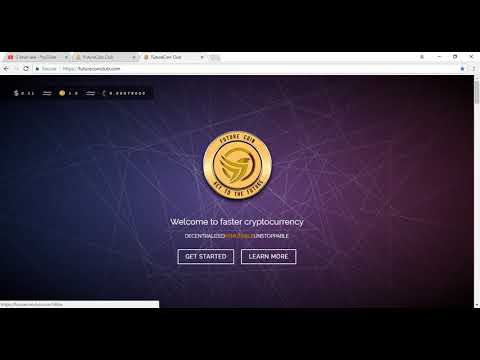Future coin club For new users