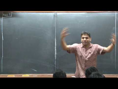 Shiraz General Relativity Lecture 01 2011 08 01
