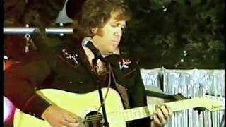 "Terry Stafford  A Rare Video ""Texas Moon Palace"" Circa 1985"