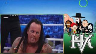 The Undertaker vs Triple H l WrestleMania 27 l Combates WWE