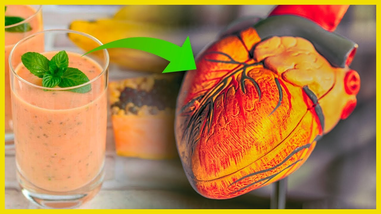 Protect Your Heart With This Powerful Smoothie