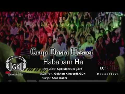 Grup Dosta Hasret - Hababam Ha (Full Clip 2011) HD