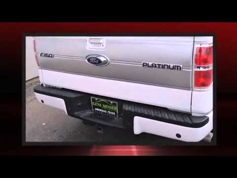 2014 Ford F-150 Platinum In Amarillo, TX 79119