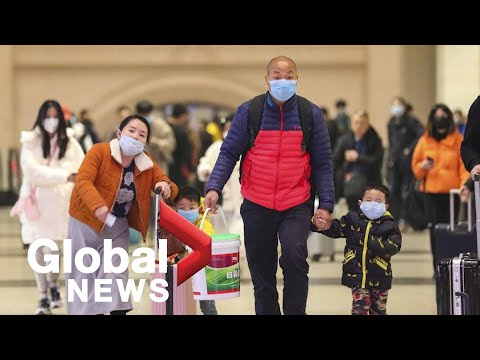 Coronavirus outbreak: CDC