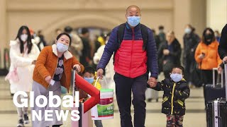 Coronavirus outbreak: CDC reports five total confirmed cases in the U.S. | FULL