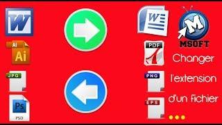 | Windows 7 | Changer l'extension d'un fichier | Msoft |