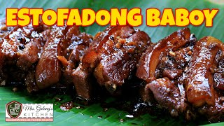 [18.42 MB] ESTOFADONG BABOY or PORK ESTOFADO (Mrs.Galang's Kitchen S9 Ep10)