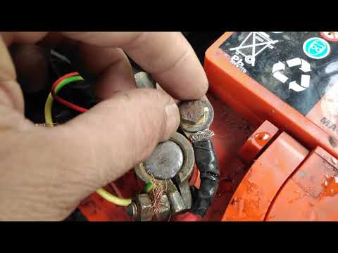 Установка рем провода плюс на усилители
