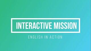 Interactive Mission with Student Josh | English In Action | ILC Cebu