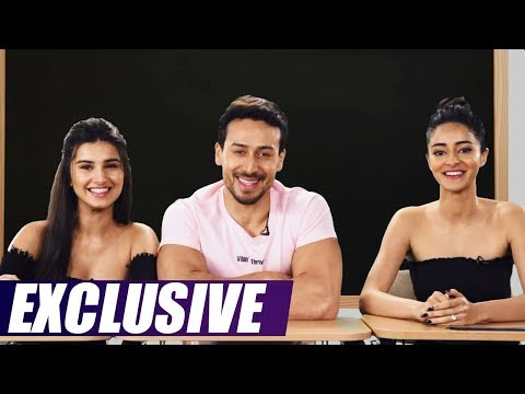 Interview With Tiger Shroff, Tara Sutaria & Ananya Panday | Student Of The Year 2 Mp3