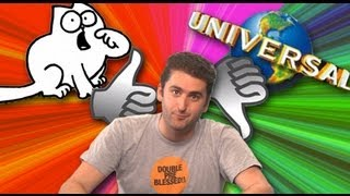 Simonscat & Universalmusicgroup! YouTube WINNERS AND LOSERS!