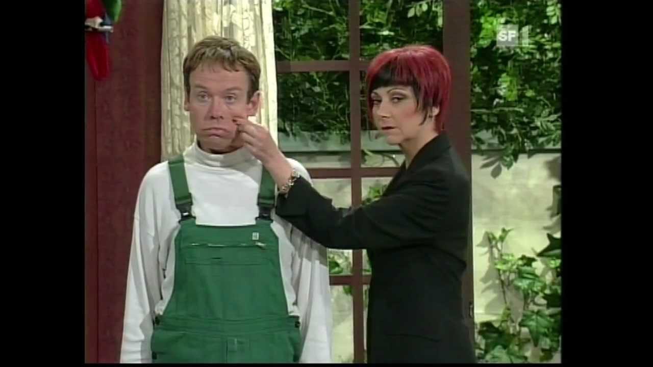 Erich Vock in «Alles erfunde!» (2003)  YouTube