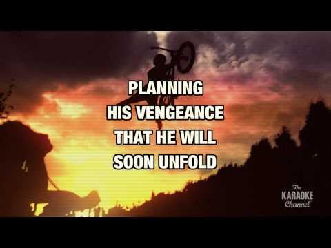 Iron Man in the style of Black Sabbath | Karaoke with Lyrics