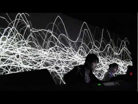 'The Shape Of Sound' @ tango Beijing