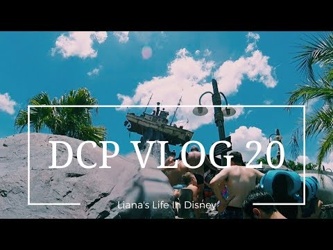 FIRST TIME AT TYPHOON LAGOON | DCP Fall Advantage 2017