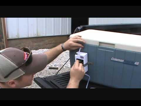 How To Make A Homemade Livewell